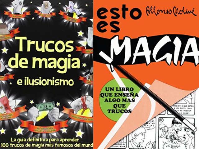 Libros para aprender magia