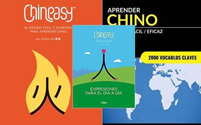 libros para aprender chino