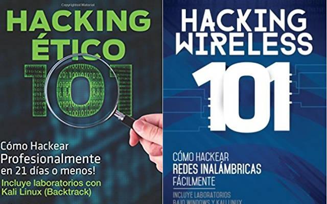 libros para aprender a hackear