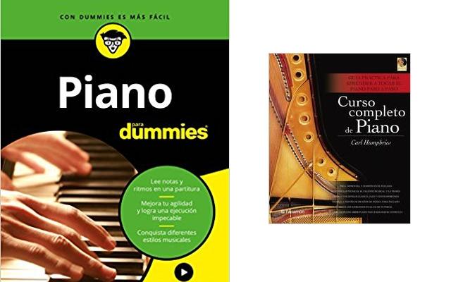 Libros para aprender piano