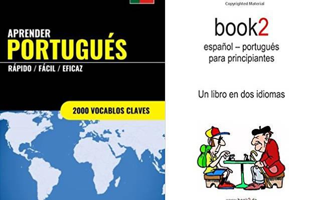 Libros para aprender portugues