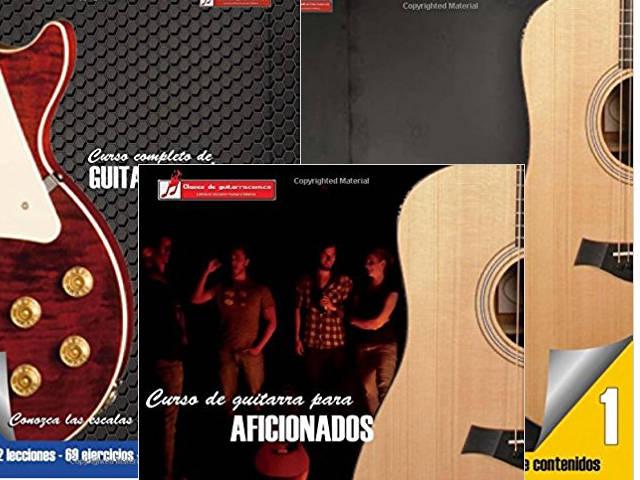 libros para aprender guitarra